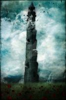 The Dark Tower by MagpieMagic