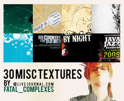 30miosc textures by fatal-complexes
