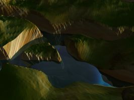 Terragen And Bryce by geppetto