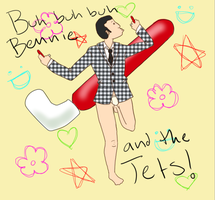 BUH BUH BUH BENNY AND THE JETS by VanillaKnight