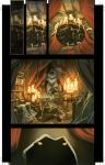 WoW Curse of the Worgen pg 14 by Tonywash