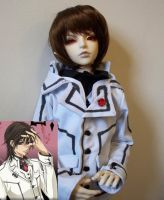 Zeke's Vampire Knight Cosplay by Shadowcat1986uk
