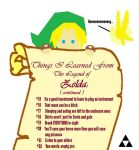 What I Learned From Zelda: 2 by starbuxx