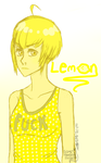 OC- Lemon by PsykoaktiveFantasi