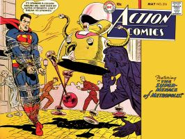 Action Comics 216 by Superman8193
