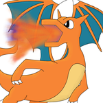 charizard by Midna-Fan