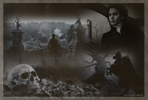 Welcome to Sleepy Hollow by ringosdiamond