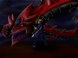 Time for the real duel by Nami-v