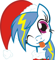 A Very Merry Christmas From Blitz Lightning! :D by Phoenix0117