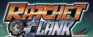 Ratchet and Clank Title for HD games by Annaley