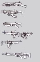 Random Guns by ModalMechanica