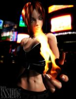 Tokyo Nights Series 12 by isshi