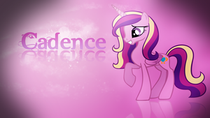 Princess Cadence Wallpaper by TygerxL