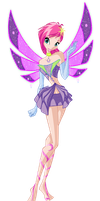 Tecna Enchantix by werunchick