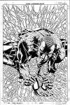 Dark Avengers 11 Cover Pencil by MikeDeodatoJr