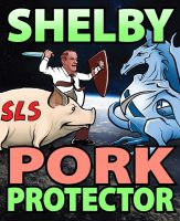 Shelby pork protector by Hop41