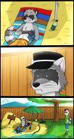 Failed summer- comic by Riggs-Schroud