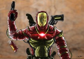 The Iron Soldier - Natural born Killer by Deathnaut95