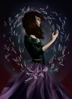 Claimed by the Dark by Fallingfreely