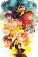 Magi by moosmic