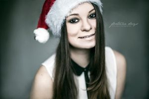 Merry Christmas Selfportrait by AngelxBaby
