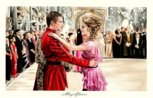 Yule Ball by xxMagicGlowxx