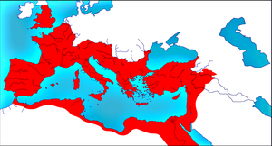 Roman Empire in 330 by woodsman2b