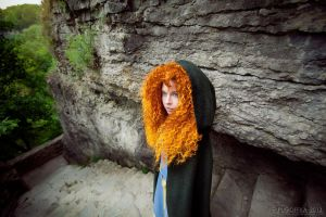 Merida, way to destiny by shua-cosplay
