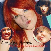 Crawling Action by MySweetpowerLove