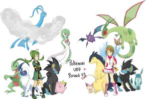 Ready for Round 03 by blackkiraraa