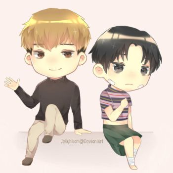 You Can't Escape - Killing Stalking by Jelly-Hikari