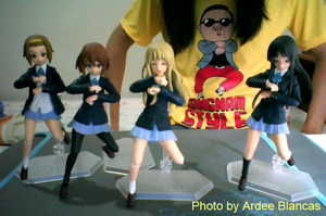 K-On Figma Style? by NeoSlashott