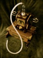 Steampunk Vaporizer 2 by steampunk22
