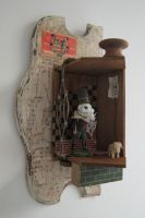 Assemblage: The Professor by bugatha1