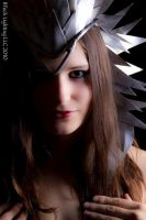 btech shoot with head dress by thecolorfulspider