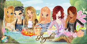 Royalix Club - Now on VK! by ColorfullWinx