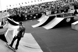 Sheckler dew tour 08 by britt-dvorak