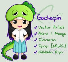 1st Deviant ID by gachapin
