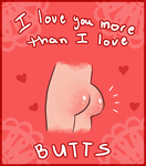 Valentines Day Card by Bunnylicious