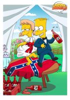 Simpson-Spuckler wedding do by Yet-One-More-Idiot