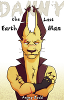 Danny the Last Earth Man Part 2 Cover by AngryZodd