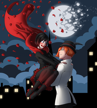 Red, you have got to stop dropping in like this by itsuko103