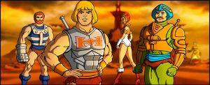 Unfinished project: MOTU 2 by MikeBock