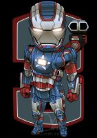 Iron Patriot by ashmish
