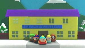 South Park LBP: Elementary School by spongefan257
