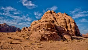 Wadi rum 020 by forgottenson1