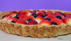 Berry Fruit Tart 1 by munchinees