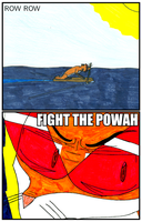 FIGHT THE POWAH by takeshita-kenji
