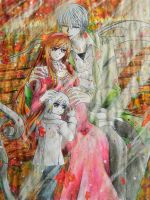 Vampire Knight: Waiting for you by 28maeko