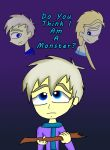 .:. Jelsa : I Am A Monster? .:. by Rise-Of-Majora